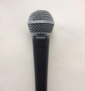 Shure SM58 (Вокальный микрофон)