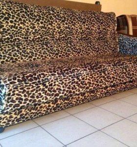 65 Новый диван книжка велюр от производителя