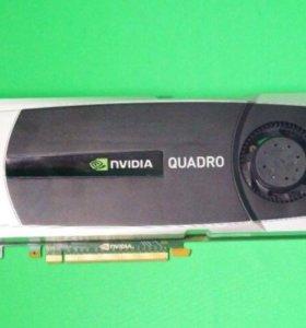 PNY Quadro 6000 574Mhz PCI-E 2.0 6144Mb 384 bit DV