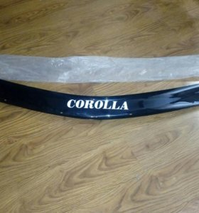 Продам дефлектор капота Тoyota-Corolla(110кузов).