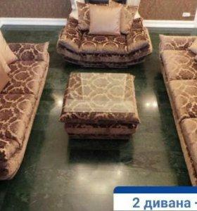 Мягкая мебель Италии