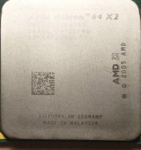 процессор AMD 5000+ 32 бита,сокетAM2