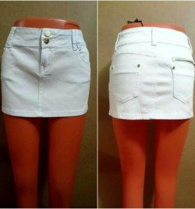Юбка джинсовая новая в наличии