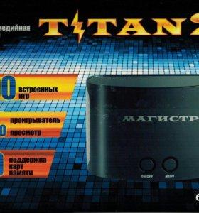 Игровая приставка Титан 2