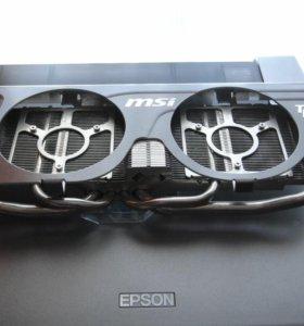 Система охлаждения Twin Frozr II
