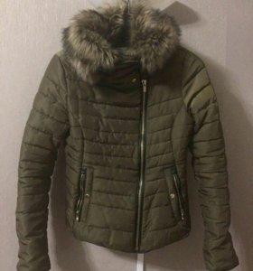 Куртка демисезонная bershka Торг