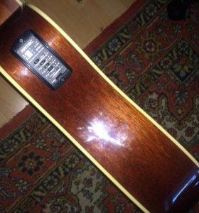 Акустическая гитара crafter
