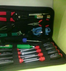 Набор инструментов СТ Brand СТ-821 (20 предметов)