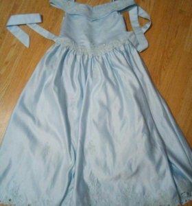 Платье 10-12 лет