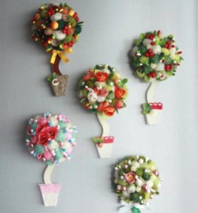 Топиарии handmade