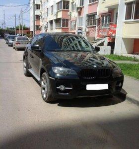 BMW X6, 2008 год