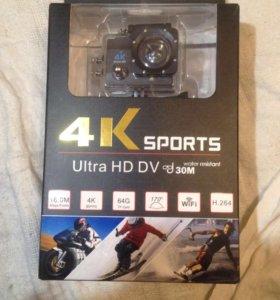 Новая экшен камера