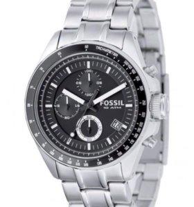 Мужские часы Fossil.