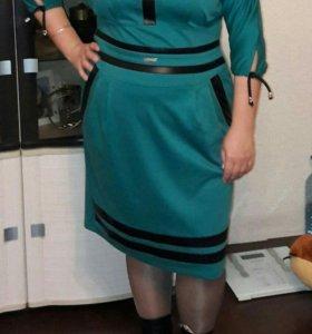 Платье р.54