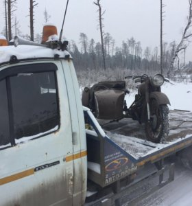 Услуги эвакуатора в Железнодорожном.