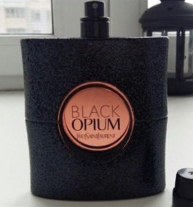 Black Opium от Yves Sant Laurent