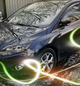 Оригинальные дефлекторы ford focus 3