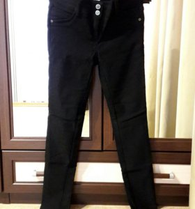 Утепленные брюки