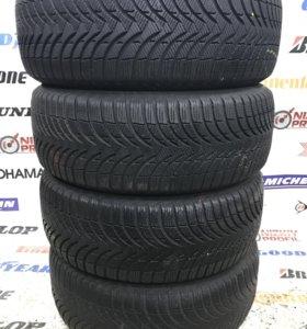 Шины зима Michelin alpin 225/55/17