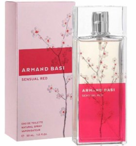"Туалетная вода Armand Basi ""Sensual Red"", 100 ml"