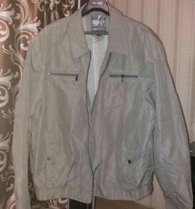 Куртка-ветровка  64 размер