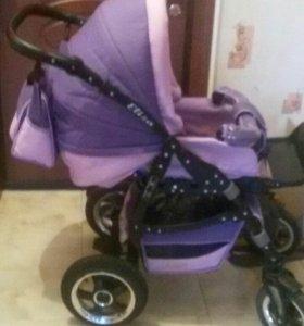 Польская детская коляска Экспандер Элиза
