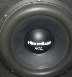 Hannibal FX 38 моноблок ACV 1.1200