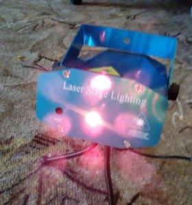 Световой прожектор