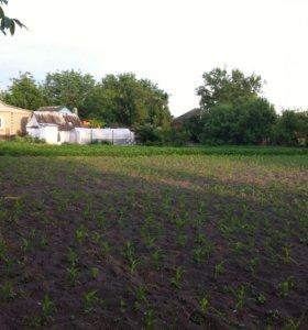 Земельный участок в Натухаевской