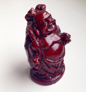 Нэцке. Фигурка китайского бога Хотей