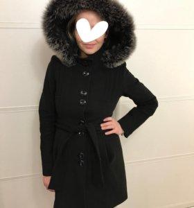 Пальто зимнее 40-42-44 р.