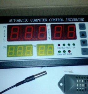 Контролер - терморегулятор для инкубатора