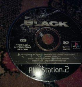 Black для PS2