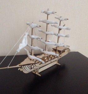 Корабли и шкатулочки
