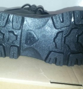 Берцы спец.обувь