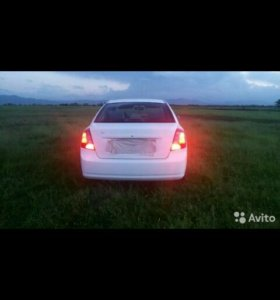 Chevrolet lacetti 1.6 МТ, 2009г, седан