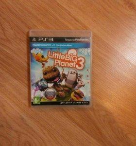 Littel Big Plenet 3 на PS3