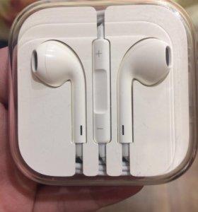 Новые Наушники для iPhone оригинал