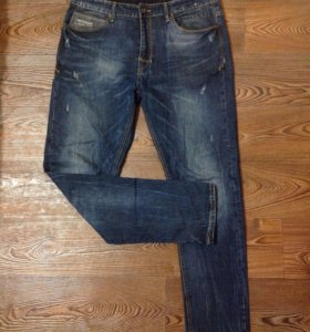 Мужские джинсы slim