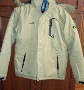 Новая куртка, мужская