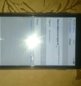 Сотовый телефон айфон 6с 64 гб