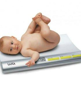 Весы детские электронные Laica PS3001 прокат