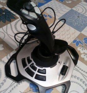 Игровой джойстик симулятор ПК + игра