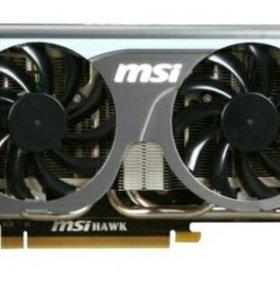 Видеокарта MSI N460GTX Hawk