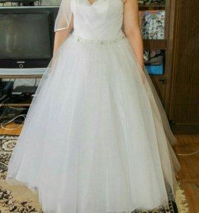 "Свадебное платье ""Тина"" от Nina Kimoli"