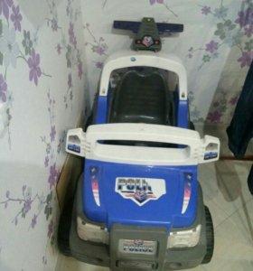 Электро автомобиль!