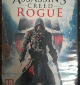Диск Assassin's creed Rogue