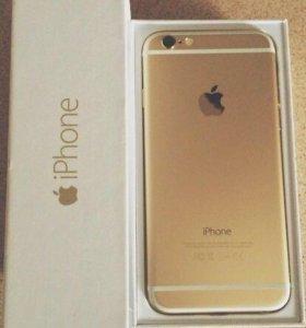 Apple iPhone 6 gold 64 Gb