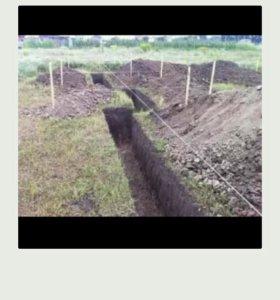 Выполню все виды земельных работ