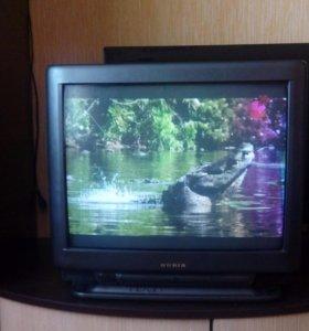 Телевизор Рубин с диагональю 51см